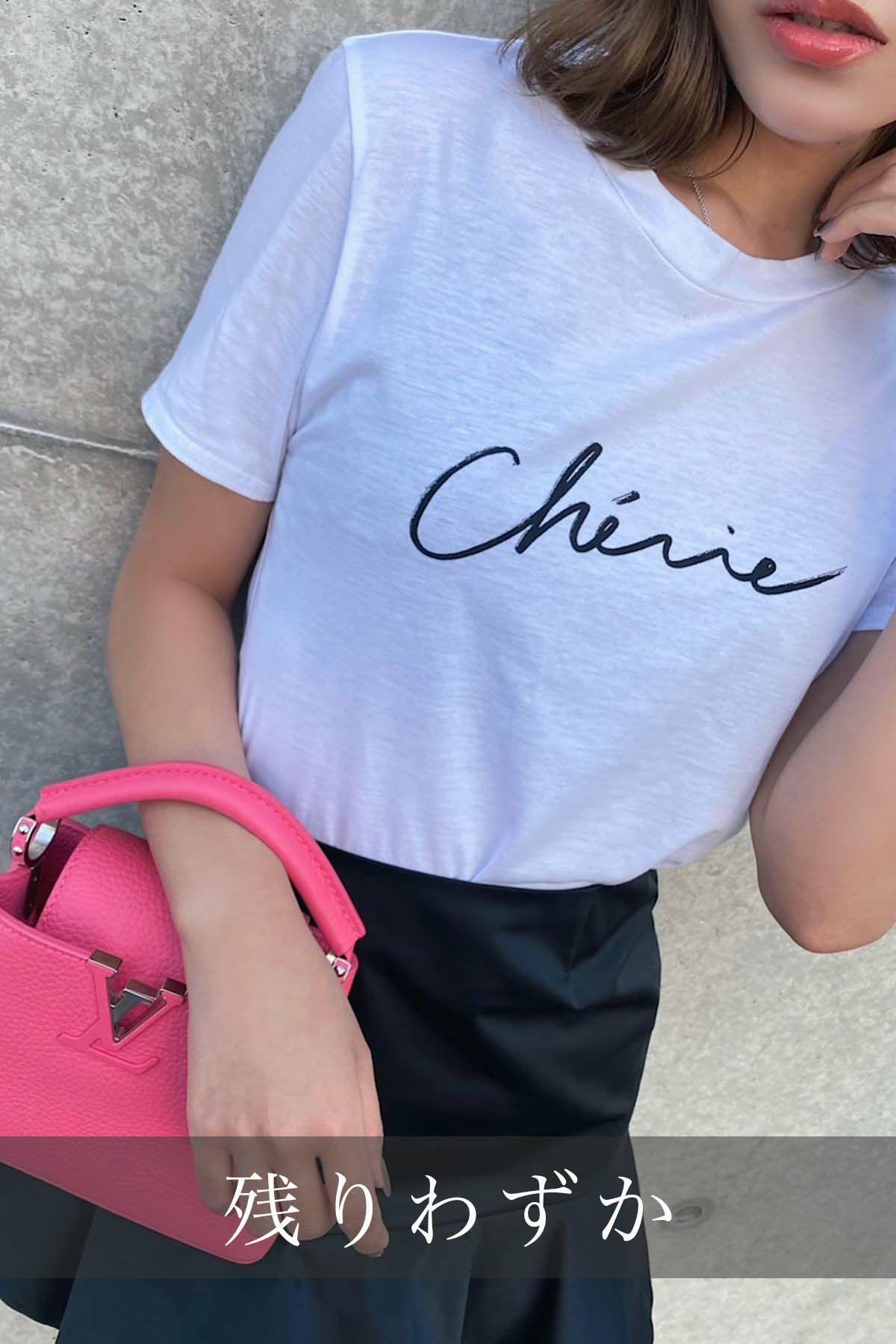 chérieTシャツ